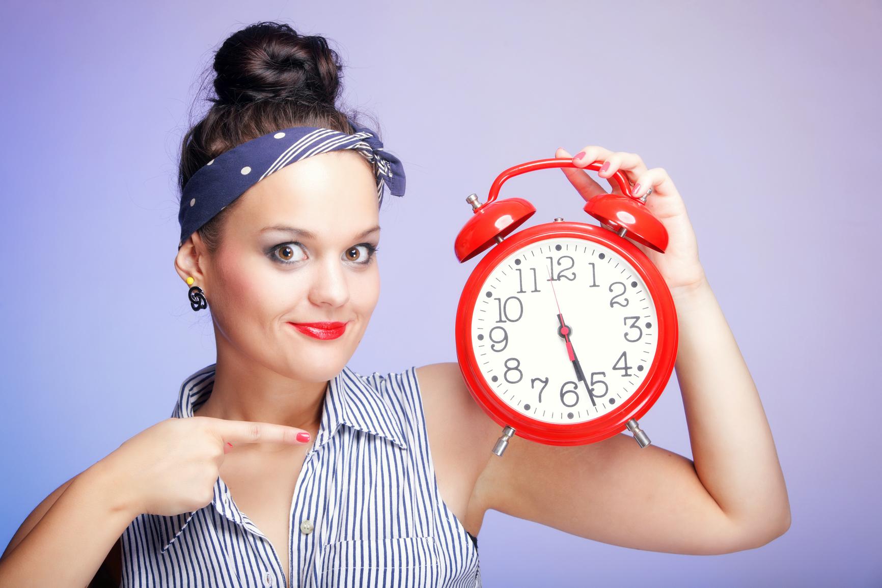 Перевод часов в Украине на зимнее время 2013 - ТЕХНО