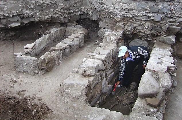 Могилы нашли возле болгарского городка Созополь