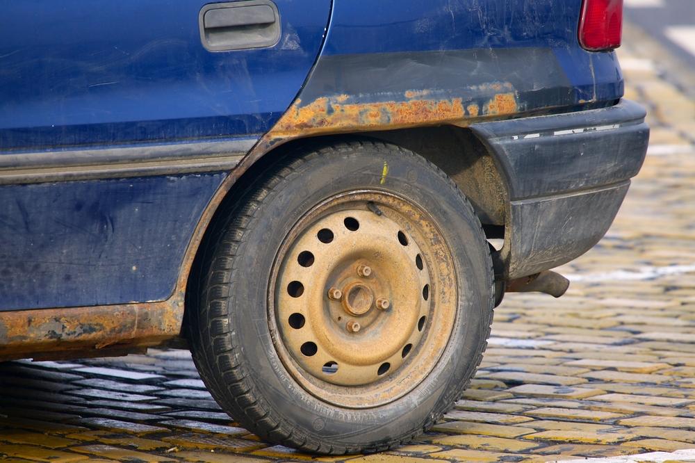 Удаление ржавчины с авто: простые и эффективные методы