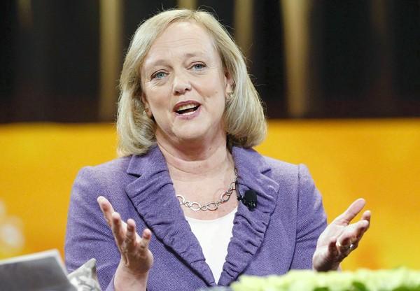 Будущим главой HP может стать женщина