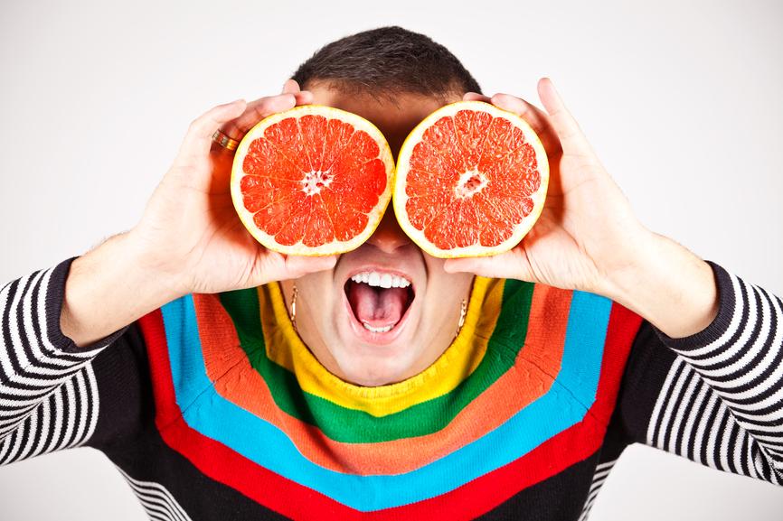 Лучший способ укрепить иммунитет - есть свежие фрукты и овощи