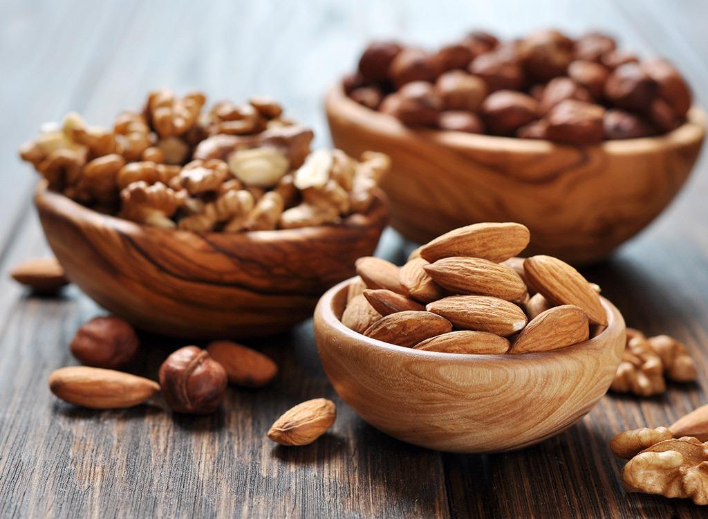 Жареные орехи - легкий способ быстро растолстеть