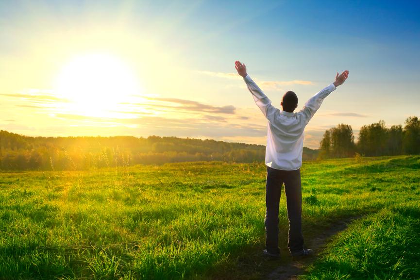 Научись радоваться жизни, и она станет наилучшей