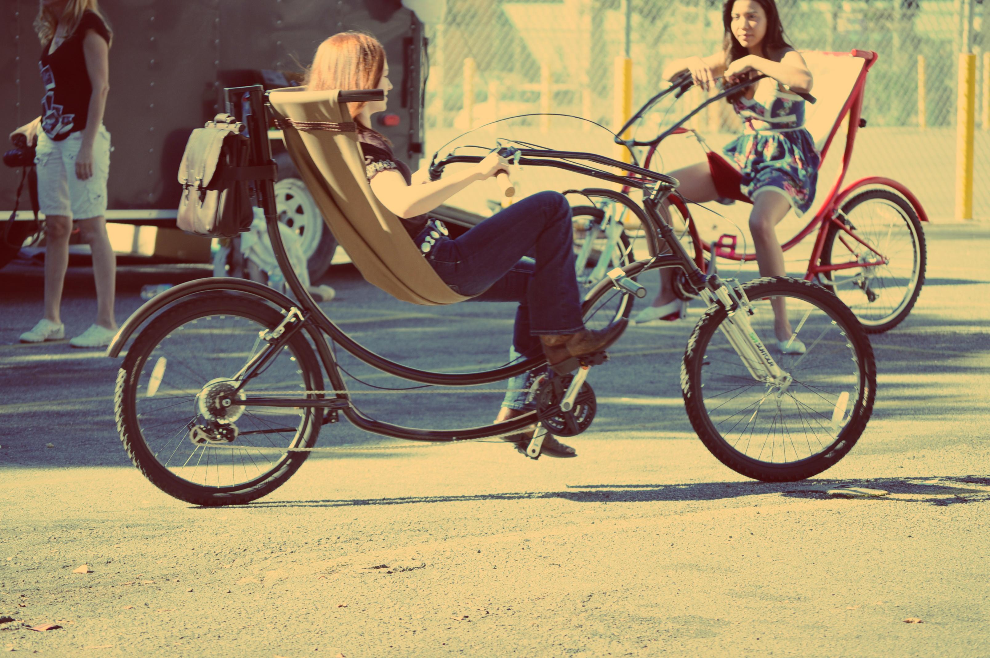 А ты готов оседлать один из самых необычных велосипедов в мире?