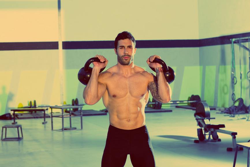 А в твоем арсенале есть эффективные упражнения с гирями?