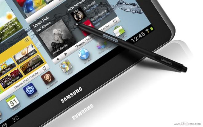 Samsung Galaxy Note 8 - первые подробности нового планшета