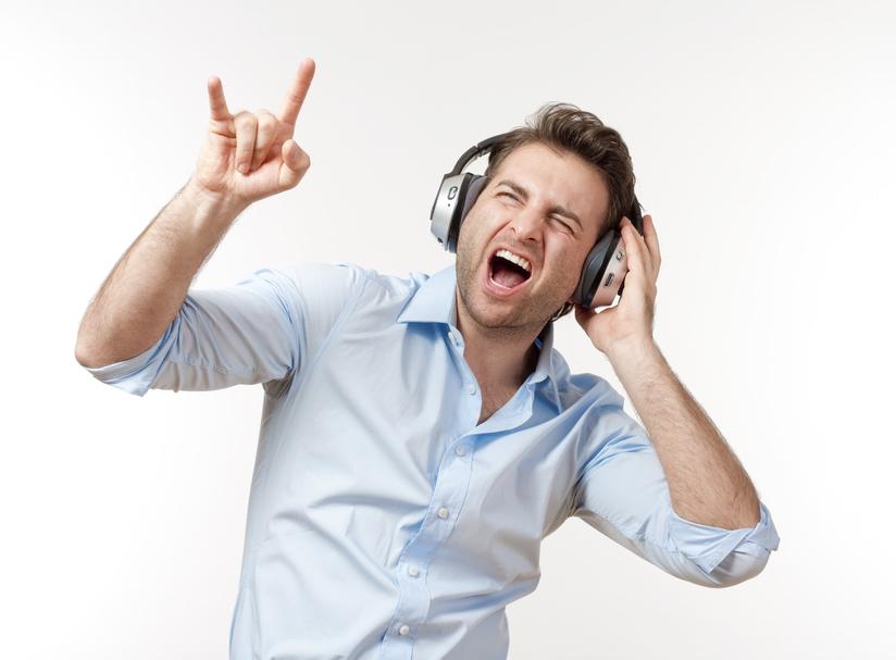 Правильная музыка помогает настраиваться на рабочий лад