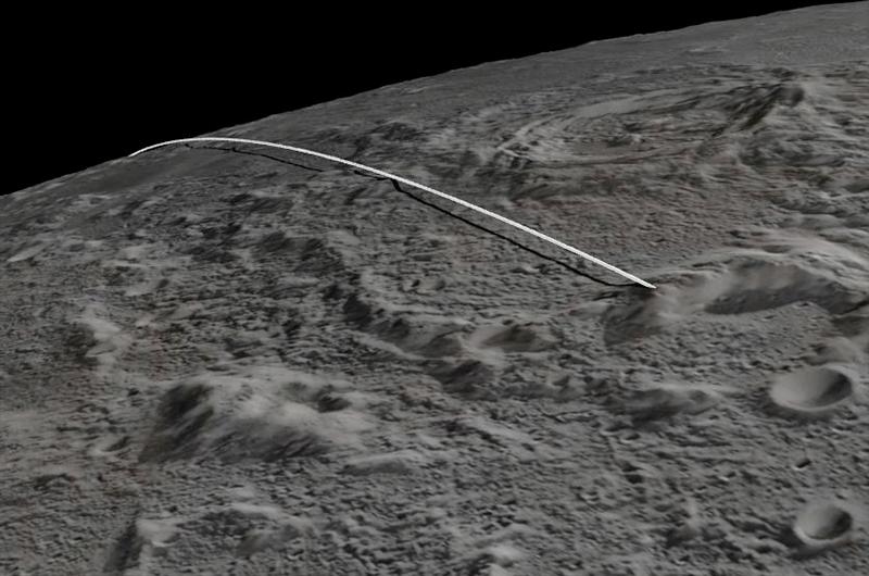 Двойной спутник STEREO поможет в поиске остатков прародителя Луны