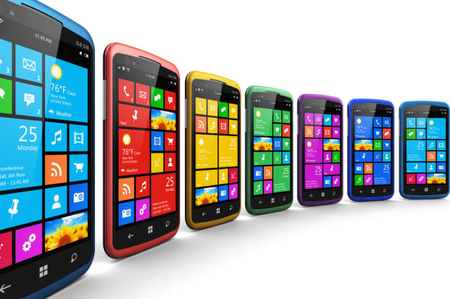 Windows будет общей для телефонов и планшетов