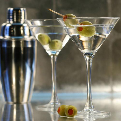 Водка-мартини. Любимый коктейль Джеймса Бонда