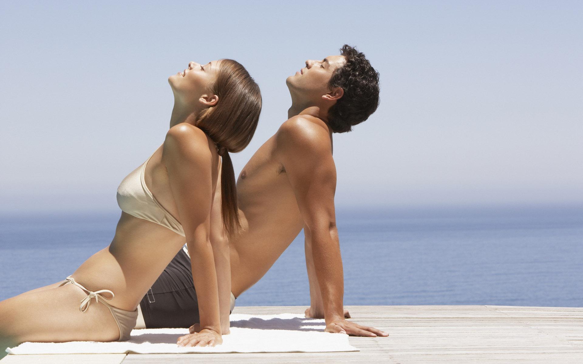 Ультрафиолет положительно влияет на кости