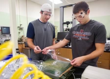 В Университете Висконсина готовят профессиональных упаковщиков