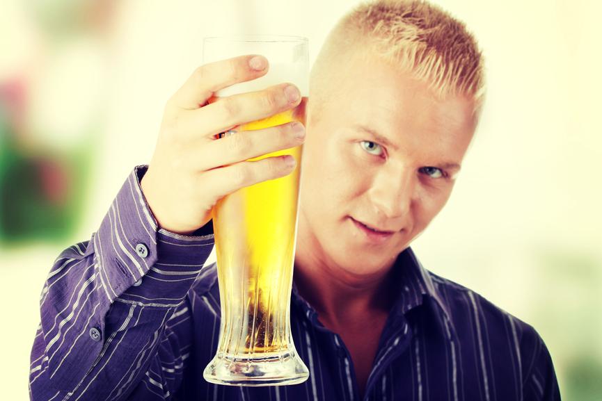 Пивo - хмельная радость, которая организму дорого обходится