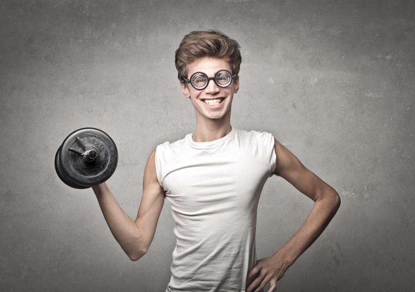 Объемные мышцы - это не только тренировки, но и правильное питание