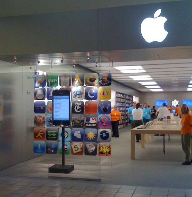 Доверяй официальным дилерам Apple