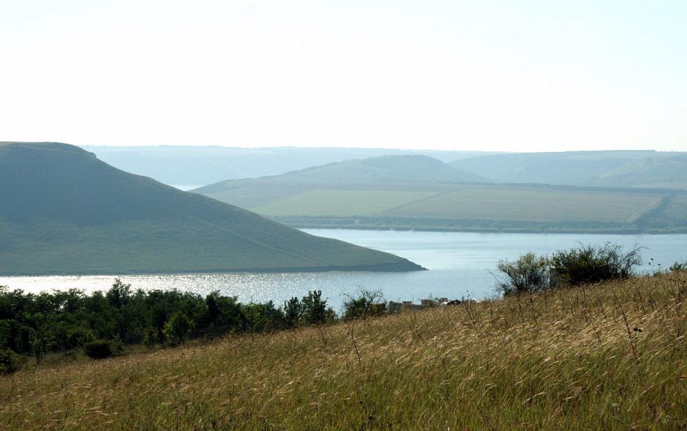 Бакотский залив образовался на месте затопленного села Бакота