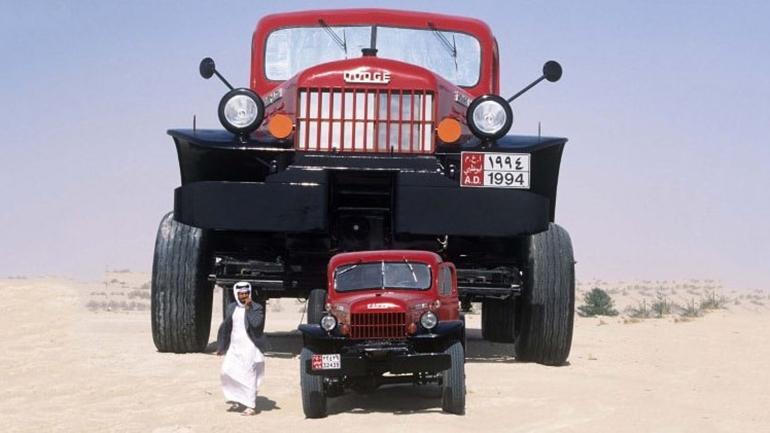 2. Dodge Power Wagon