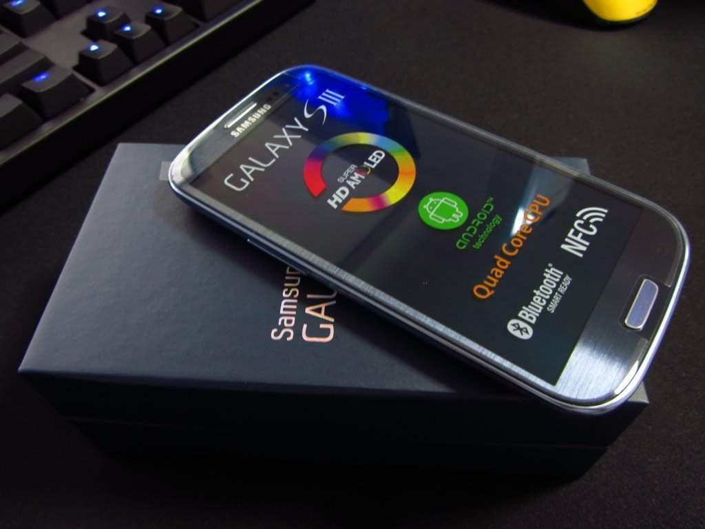 Samsung Galaxy i9300 SIII