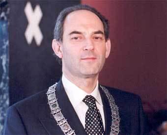 Джоб Коэн, мэр Амстердама