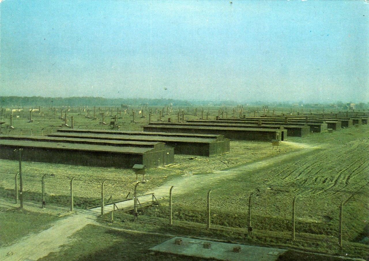 Стены Освенцима до сих пор пропитаны запахом плоти