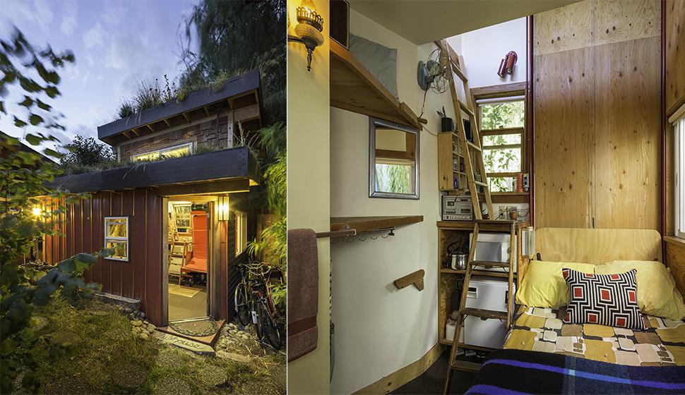 Хал Коломбо живет в доме с выдвижной кроватью