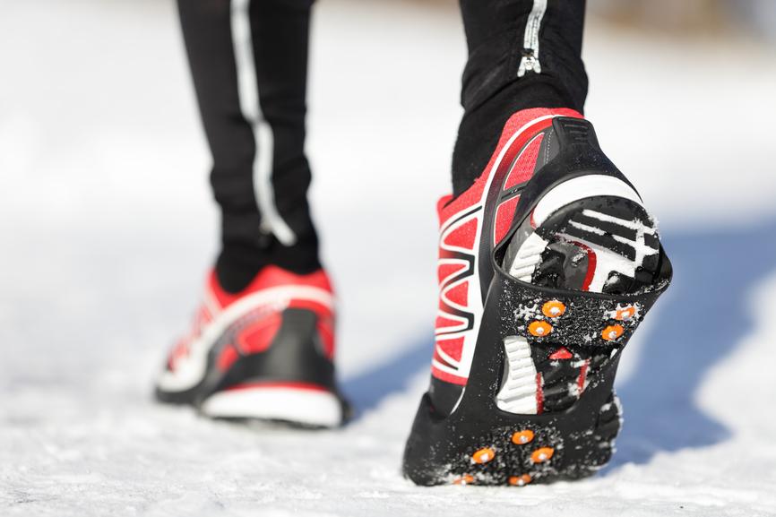 Лучшие кроссовки для зимнего бега