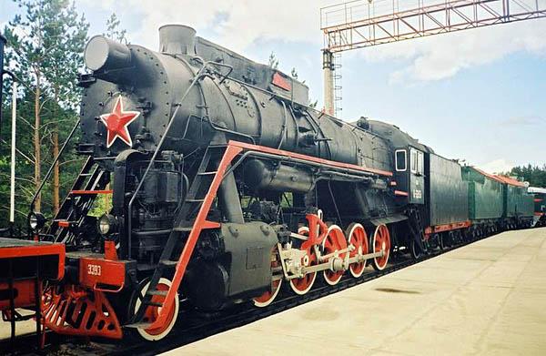 Паровозы и дизельные локомотивы могли изменить Россию
