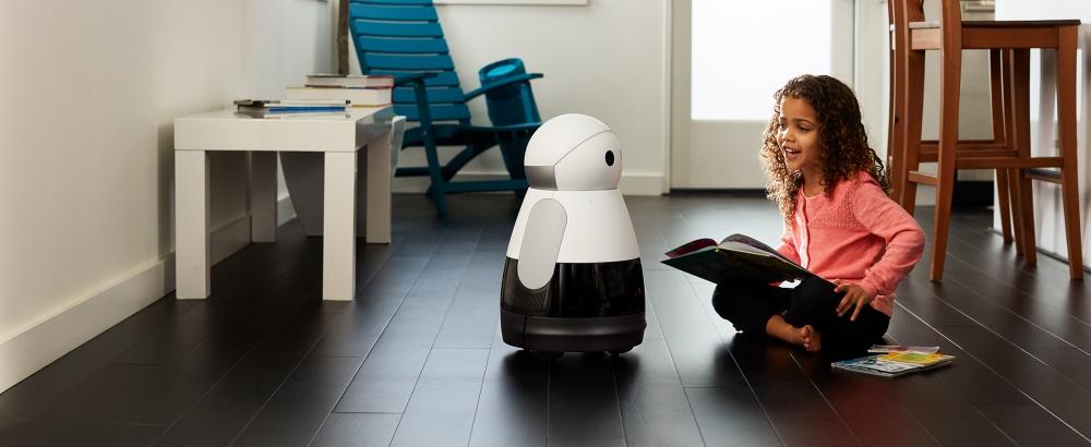Робот - лучший друг ребенка