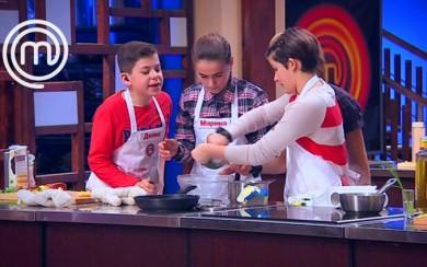 МастерШеф Дети 2: судьи устроили грандиозный шухер на кухне