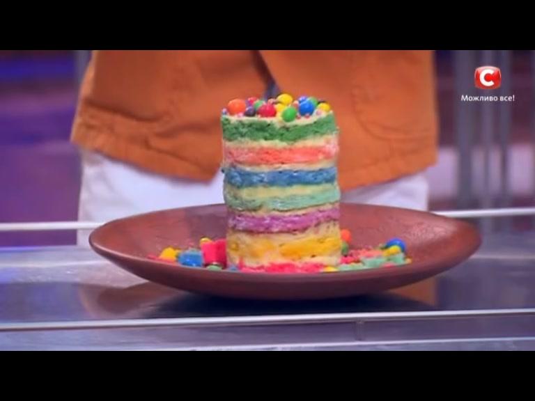 МастерШеф Дети 2: кротов натравили на тортик!