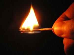 В Крыму подожгли храм, в котором молились за Евромайдан
