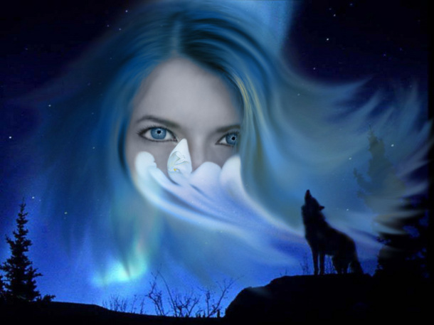 Люди волки