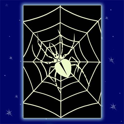 Рисунки паука для вышивки