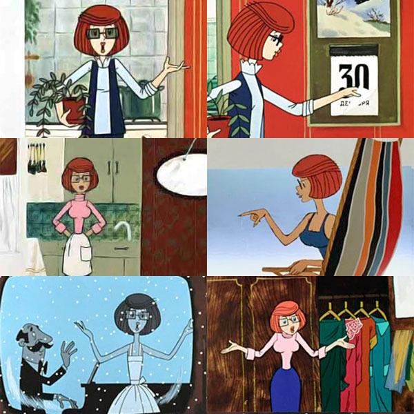 Порно комиксы на мультик трое из простоквашино105