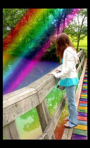Твоя любовь какого цвета