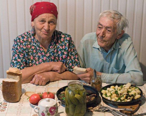 Со старухами фото