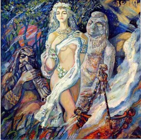 Секс в русском древний — photo 3