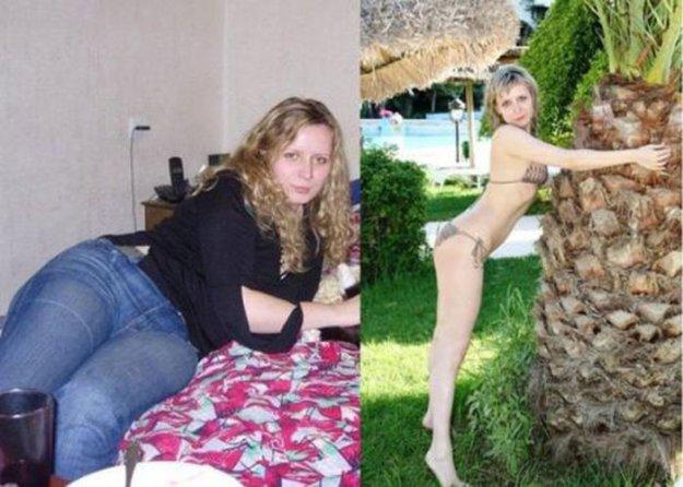 частное фото жирных женщин