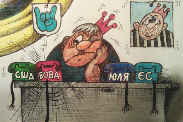 Выборы в Киеве могут стать еще одним требованием Евросоюза, - Фесенко - Цензор.НЕТ 5704