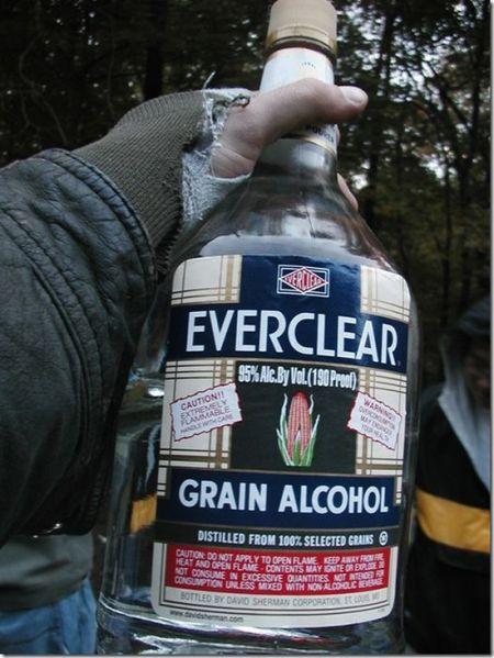 Необычные алкогольные напитки
