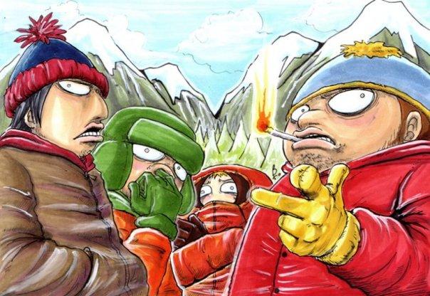 South Park Season 15/ Южный Парк Сезон 15 (2011) HDTV 720p