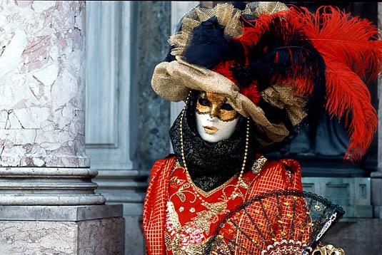 Венецианский карнавал: привет из сказки.