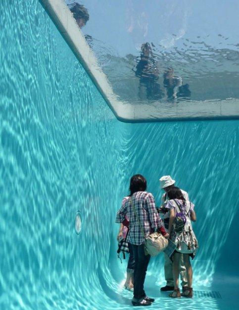 Бассейн - иллюзия ...