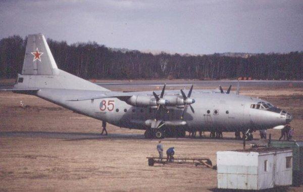 Ан-12 Cub фотография 7.