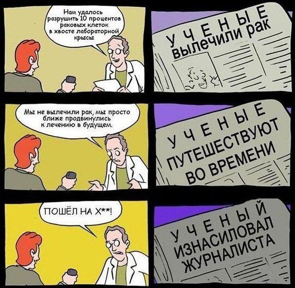 Як пишуться новини