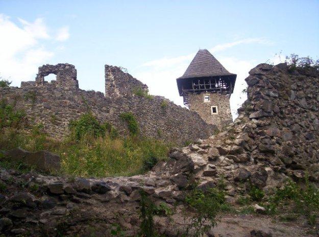 Невицкий замок. Ужгород