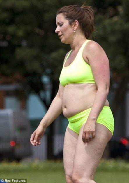Известная английская телеведущая Клэр Насир похудела на 15 кг!