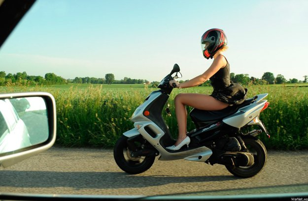 Картинки женщина за рулем - 7e
