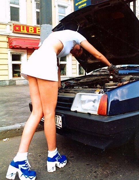 Картинки женщина за рулем - e4c