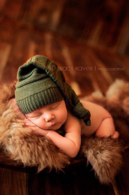 25 фотографий спящих младенцев от Tracy Raver и Kelley Ryden